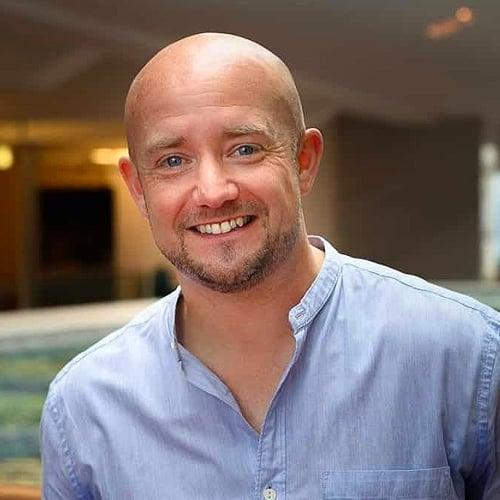 dr. Andrew Dalziell, PhD.